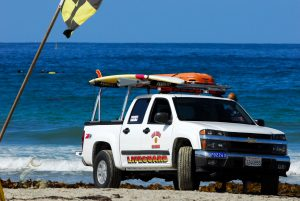 "Lifeguard at La Jolla Shores, CA Photo by Scott McGee at <a href=""http://www.underpressurephoto.com/"">Under Pressure Photography</a>"